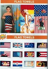 Flag towels