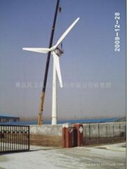 50KW三相交流變槳風力發電機