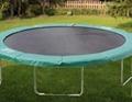 round trampoline