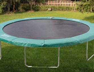 14ft trampoline 1