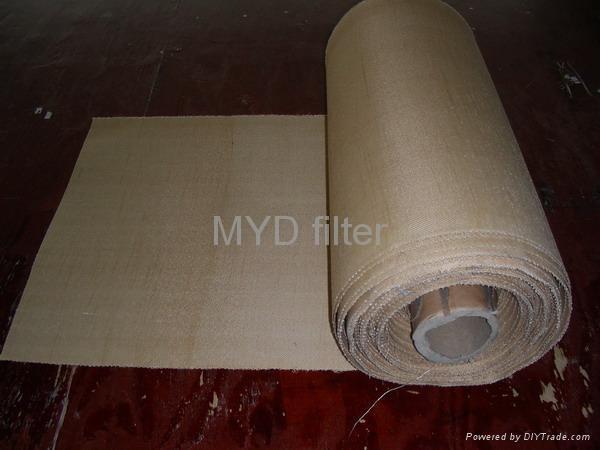 Fiberglass Filter Cloth/Bags 1