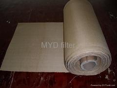 Fiberglass Filter Cloth/Bags