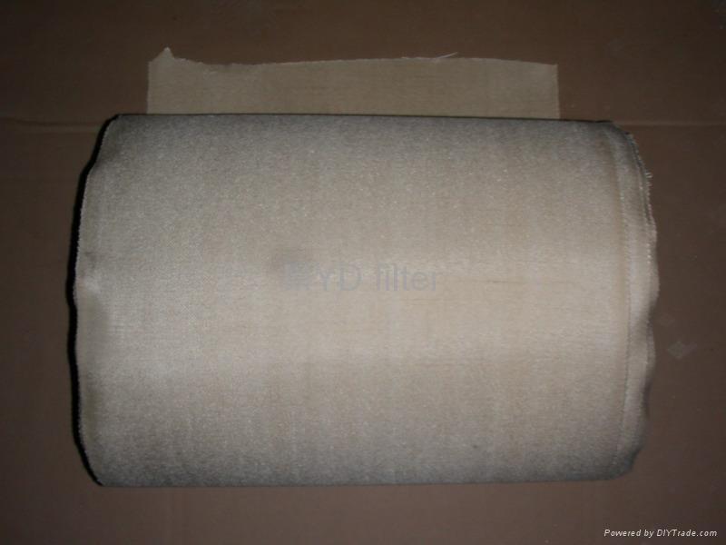 Fiberglass Filter Cloth/Bags 4