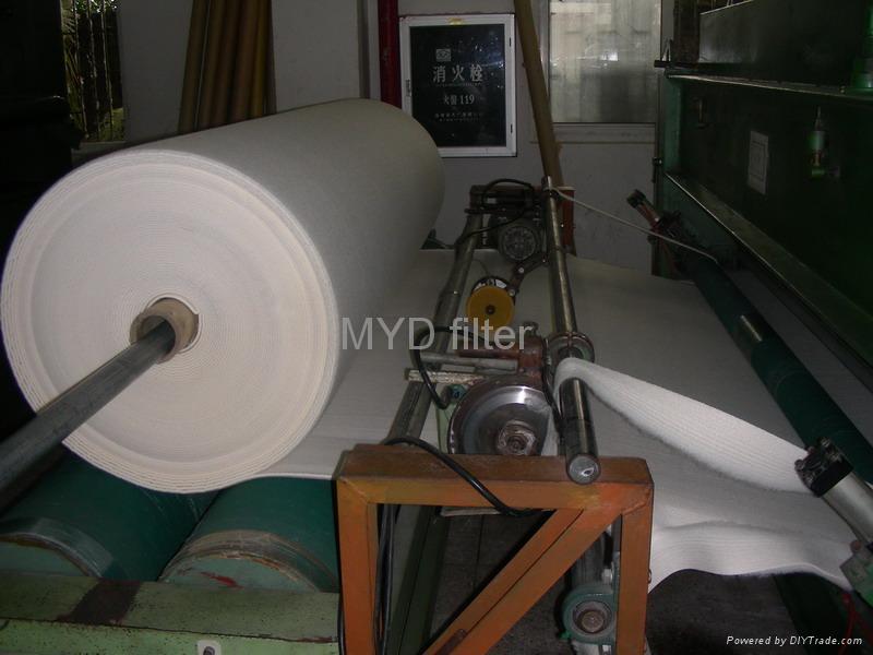 Fiberglass Filter Cloth/Bags 5