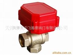 供应汽车淋水器专用微型电动阀门