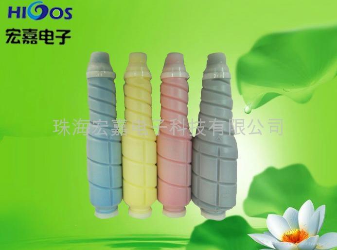 美能達再生件Bizhub C500 彩色粉盒 1