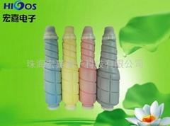 美能达再生件Bizhub C500 彩色粉盒