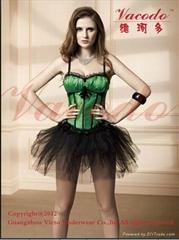 sexy women's corset