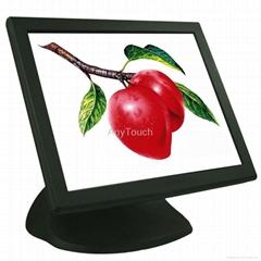 桌面式触摸显示器