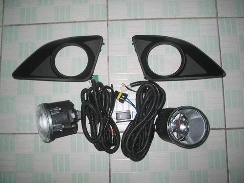 卡罗拉07雾灯线组