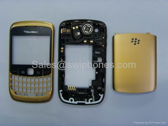 Blackberry Curve 8520 White Color. Blackberry Curve 8520 Green
