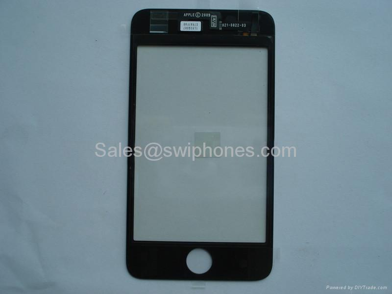 Wholesale Apple iPod Touch 3 Generation 3rd Touch screen digitizer