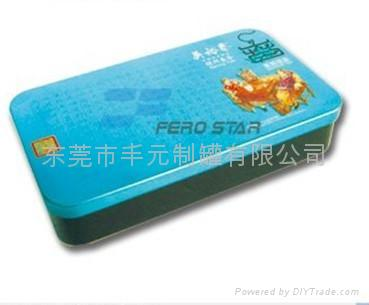 茶叶铁盒,茶叶包装设计 1