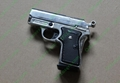 Super MINI Gun Pistol style lighter with 5mw red laser pointer FREE SHIPPING