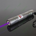 oxlasers OX-V40 405nm 500mW waterproof focusable violet blue laser pointer torch