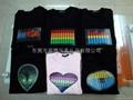 LED发光T恤 3