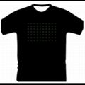 EL发光T恤 3