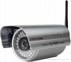 天津监控无线红外摄像机