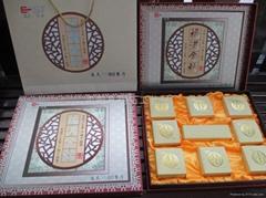 密度板纸板月饼礼盒