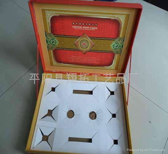 密度板纸板月饼礼盒 2