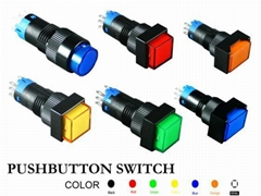 KD-16 serious rocker switches