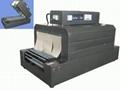 瀋陽桶裝方便面熱收縮機