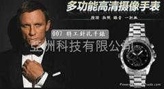 金擂王007影音手錶