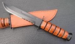 420steel electrophorese blade hunting knife