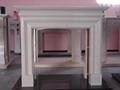 fireplace mantel 2
