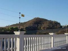 别墅小区电子围栏系统