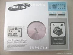 三星LED电视挂架超薄LED挂绳40-55WMN1000B