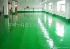 深圳廠家水性環氧樹脂地板