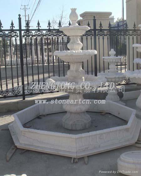 marble fountain 1