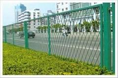 公路双边丝护栏网