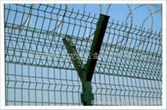 飞机场围栏