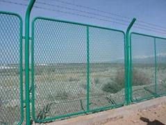 新疆铁路隔离栅