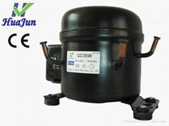 R134a gas  compressor