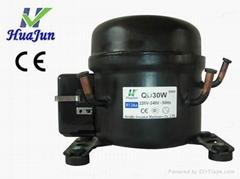 R134a refrigeration compressor