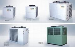 高温空气源热泵