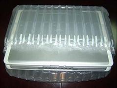 電子產品充氣緩衝環保包裝