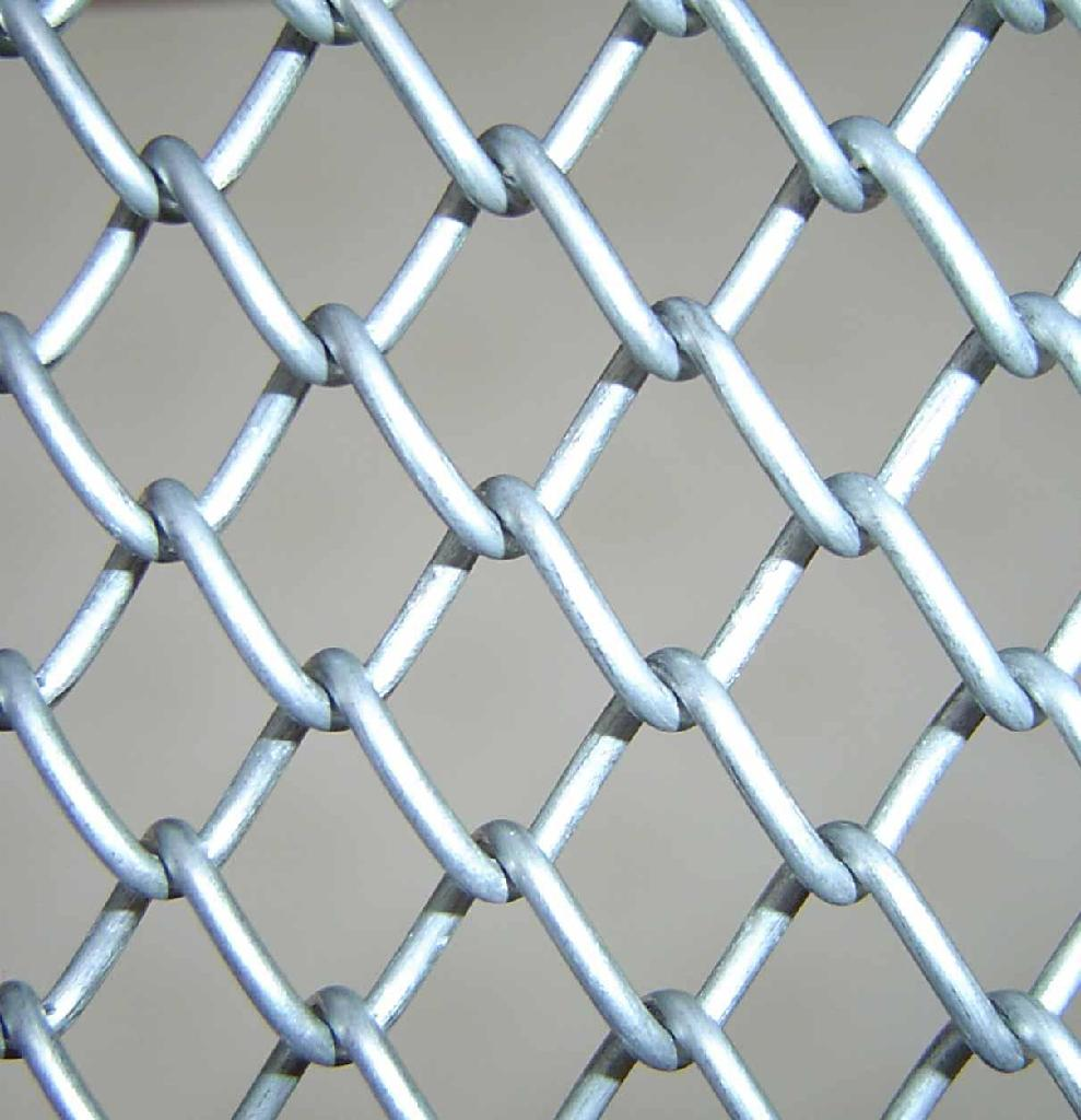 chain link fence - DIAMOND (China Manufacturer) - Wire Mesh ...