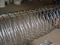 Concertina Barbed Wire/Razor Blade BTO-22 BTO-18 and CBT-65 Types are Available
