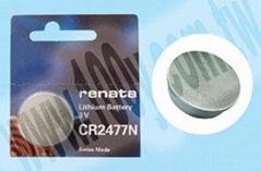 RENATA 3V锂电池