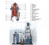 YY(Q) Series Automatic Oil (Gas) Fired Organic Heat Medium Boiler