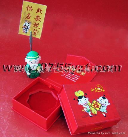 時尚盒、首飾盒、儿童首飾盒、婚慶禮品盒、儿童禮品、包裝盒批發 3