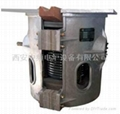 250公斤中频电炉 1