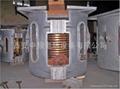 1吨中频感应熔炼炉