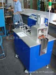 蘇州崑山上海超聲波織帶剪切機超聲波切帶機