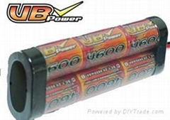Nimh Battery 4600mah SC Size Nimh Rechargeable Battery for RC car