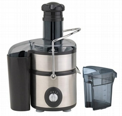 stainless steel power juicer